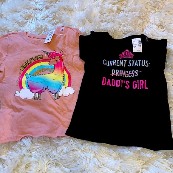 NWT bundle of graphic tees